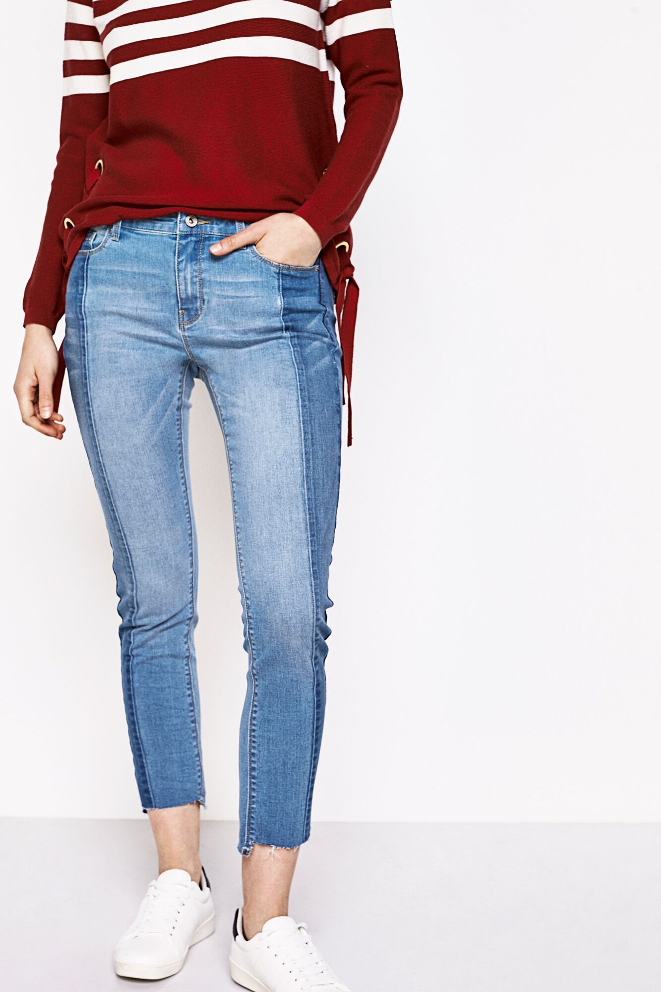7 days to skinny jeans review