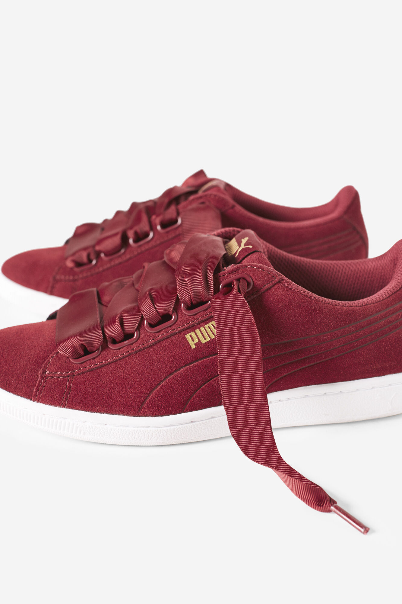 zapatillas puma granate