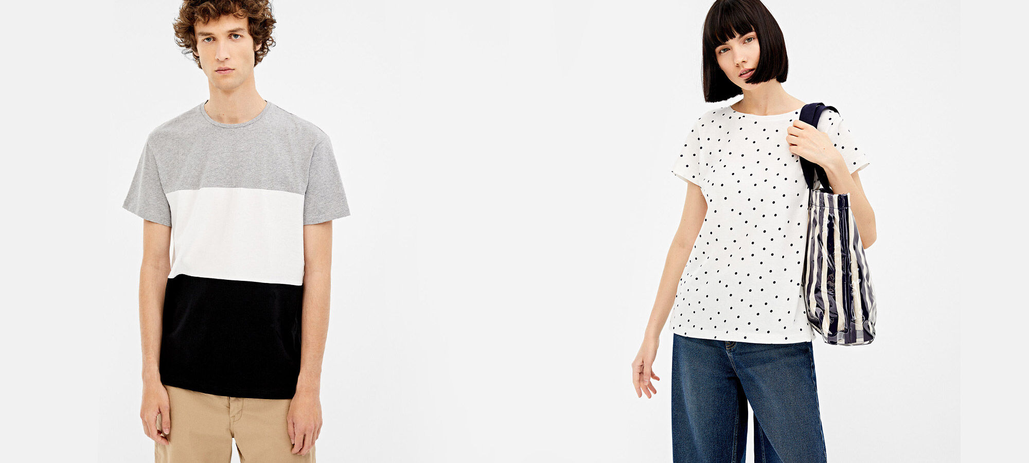 T-SHIRTS FROM €7,99