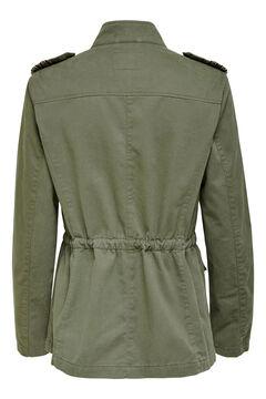 Springfield Military jacket gris foncé