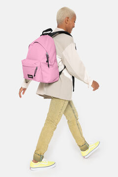Springfield Backpacks PADDED PAK'R PATCHED BLACK  pink