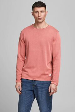 Springfield Crew neck jumper  rose