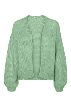 Springfield Knit cardigan green