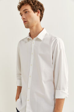 Springfield STRETCH SHIRT white