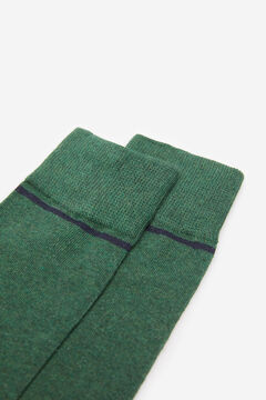 Springfield COLOURED MARL SOCKS green