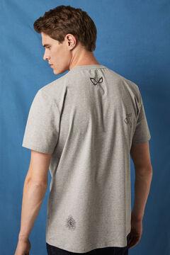 Springfield Spiderman T-shirt gray