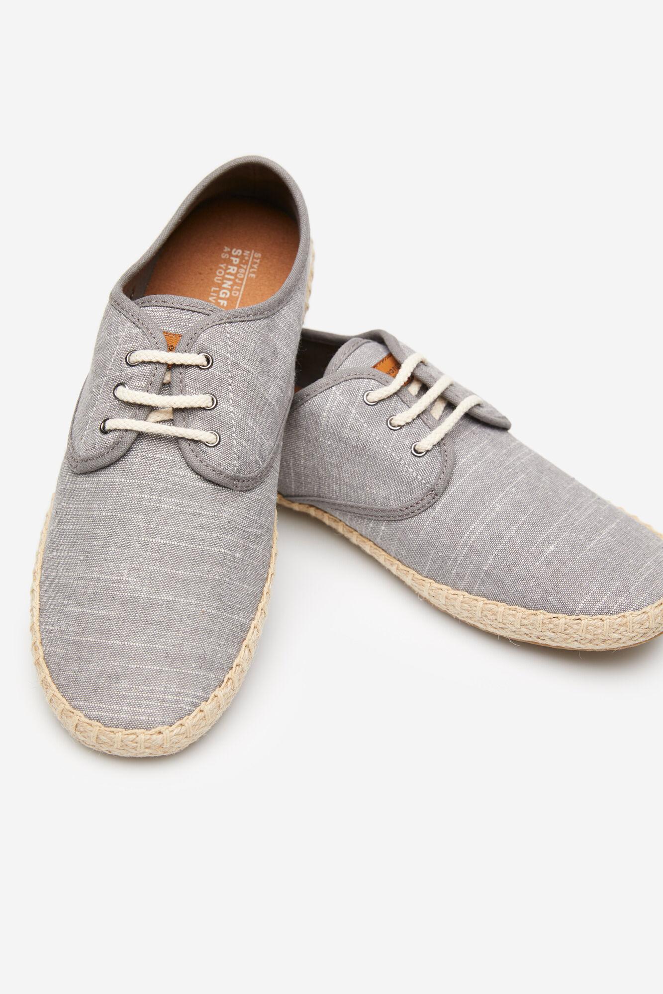 mirada detallada 3f4e3 448b9 Alpargata cordones | Zapatos | Springfield