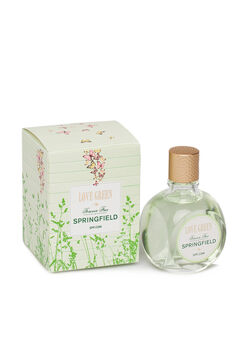 Springfield FRAGRÂNCIA LOVE GREEN 100 ML malva