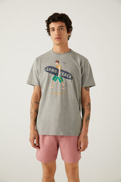Springfield Surf t-shirt gray
