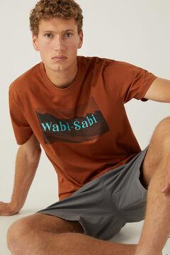 Springfield Wabi Sabi T-shirt brown