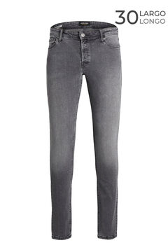 Springfield Grey skinny fit Liam jeans gray