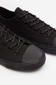 Springfield Cordura rubber toe trainer™ black