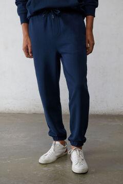 Springfield Joggers básicos azul