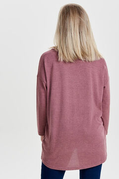 Springfield 3/4-length sleeve blouse pink