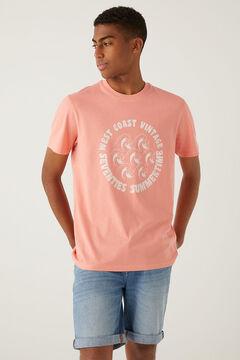 Springfield Summertime T-shirt red