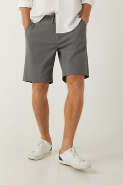 Springfield Technical Bermuda shorts gray