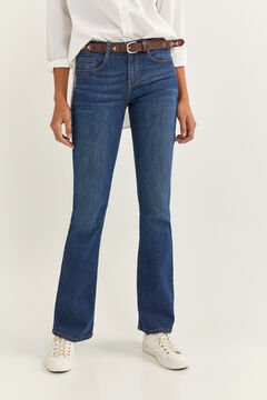 Springfield Bootcut jeans blue