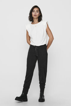 Springfield Regular fit trousers gray
