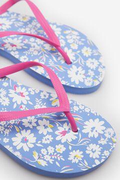 Springfield Printed sandal blue