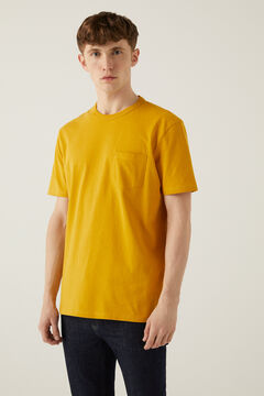 Springfield Boxy t-shirt with pocket color