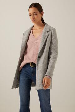 Springfield Long grey blazer grey