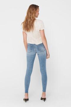 Springfield Skinny jeans bluish