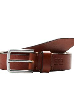 Springfield Classic leather belt brown