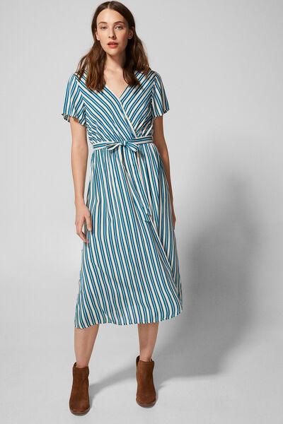 Springfield - Midi stripes dress - 3
