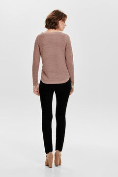 Springfield Knit jumper. rose