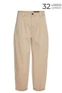 Springfield Baggy trousers gray