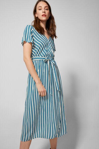 Springfield - Midi stripes dress - 1