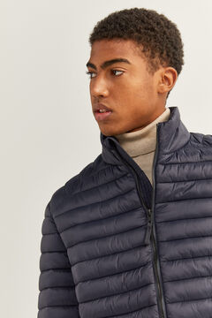 Springfield Quilted jacket blue