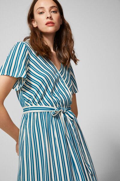Springfield - Midi stripes dress - 2