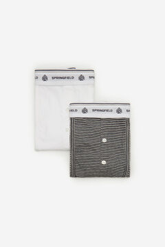 Springfield BASIC BOXEREK, 2 DB fehér