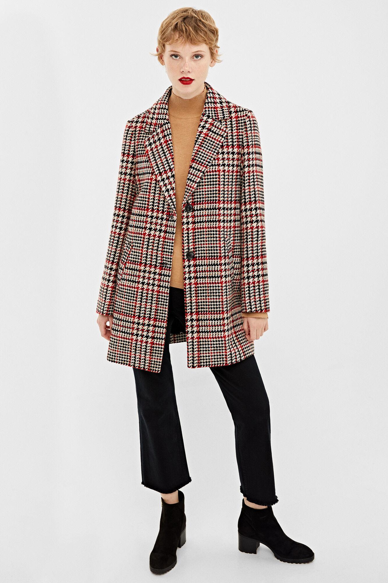 Manteau femme hiver desigual 2017