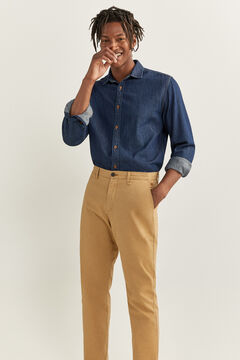 Springfield PANTALON CHINO REGULAR FIT couleur
