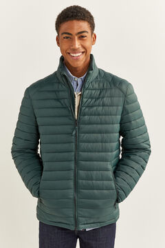 Springfield Quilted jacket oil
