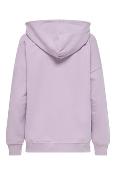 Springfield Hooded sweatshirt purple