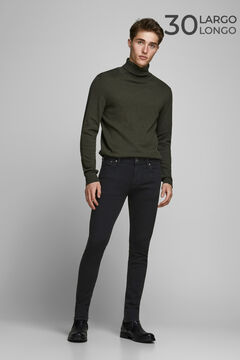 Springfield Jeans Liam skinny fit negro