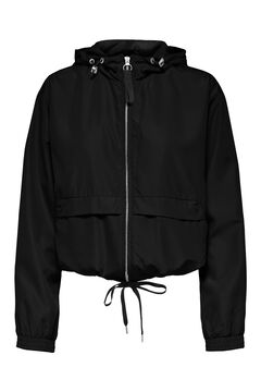 Springfield Windbreaker jacket black