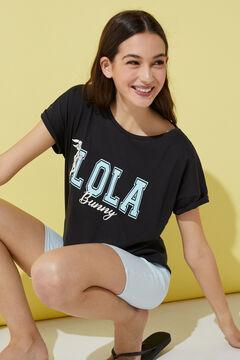 Springfield T-shirt « Lola Bunny » gris