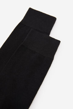Springfield Essential colour socks black