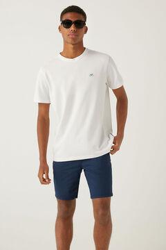 Springfield Bike T-shirt white