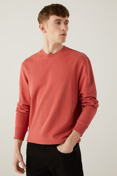 Springfield Essential crew neck sweatshirt strawberry