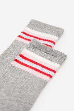 Springfield Colour block socks gray