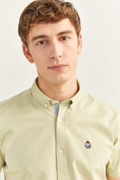 Springfield Chemise pinpoint huile
