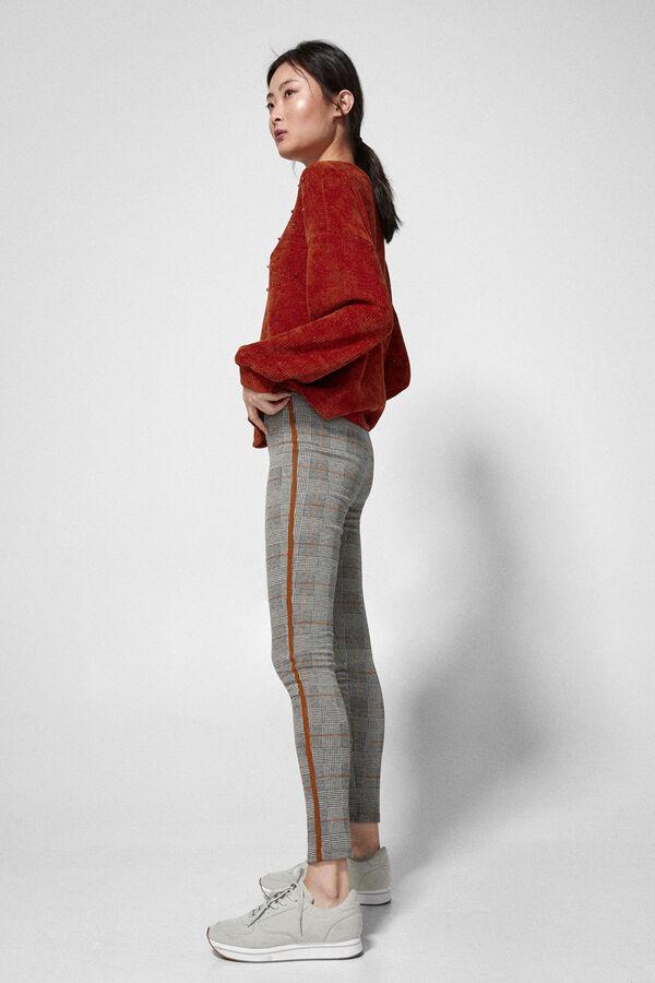 Springfield Pantalon legging imprimé tan. Acheter maintenant ! fbbdca49883