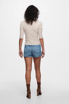 Springfield Buttoned t-shirt gray