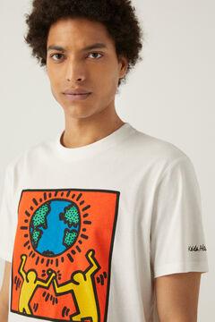 Springfield T-shirt Keith Haring cru
