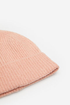Springfield Ribbed Hat strawberry